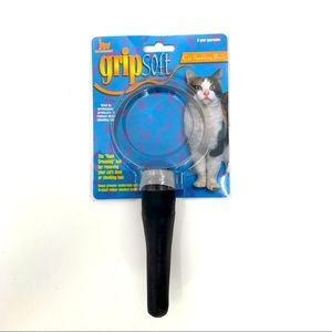 JW Grip Soft Cat Shedding Blade NIB NWT
